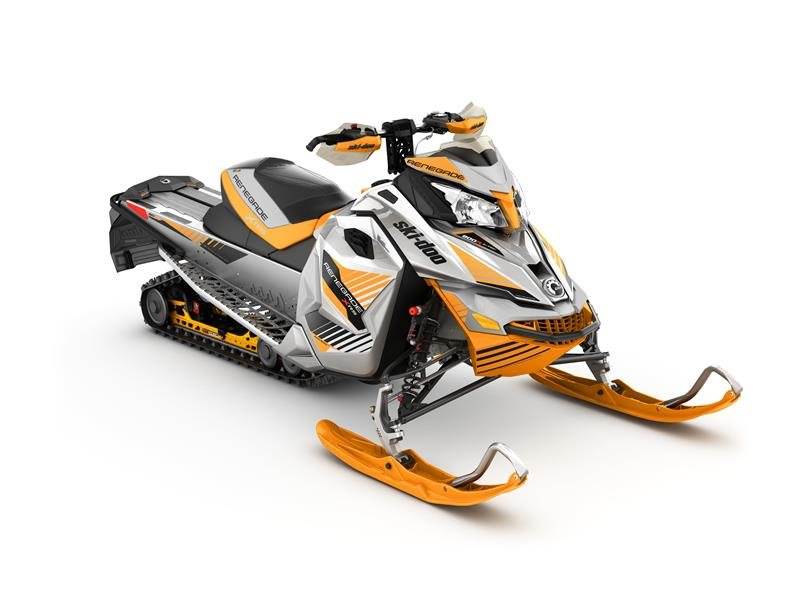 "2017 Ski-Doo Renegade X-RS 800R E-TEC E.S. w/Adj. pkg. Ice Cobra 1.6"" in Salt Lake City, Utah"