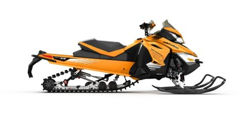 2017 Ski-Doo Renegade X 600 H.O. E-TEC E.S. Ice Ripper XT in Salt Lake City, Utah