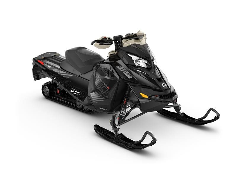 2017 Ski-Doo Renegade X 600 H.O. E-TEC E.S. w/Adj. pkg. Ripsaw in Salt Lake City, Utah