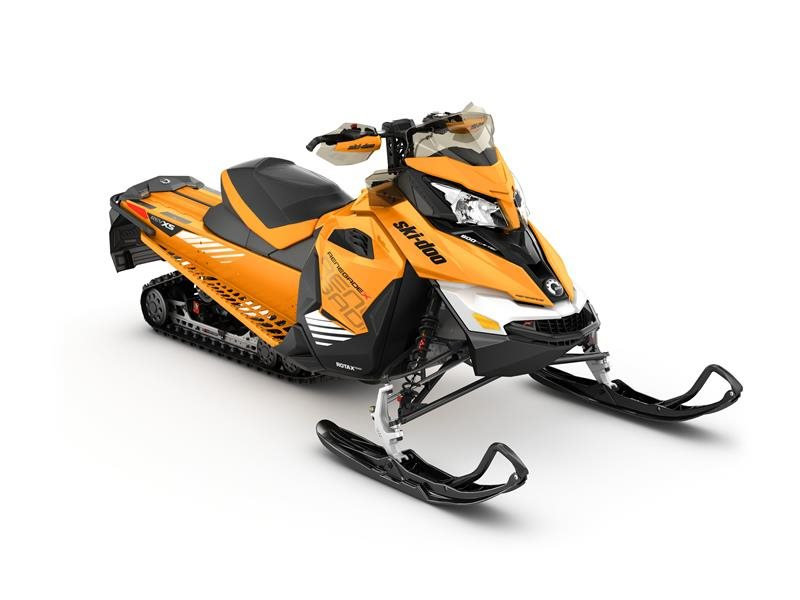 2017 Ski-Doo Renegade X 600 H.O. E-TEC E.S. w/Adj. pkg. Ripsaw in Butte, Montana