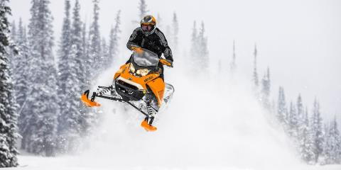 2017 Ski-Doo Renegade X 850 E-TEC E.S. Ripsaw in Baldwin, Michigan
