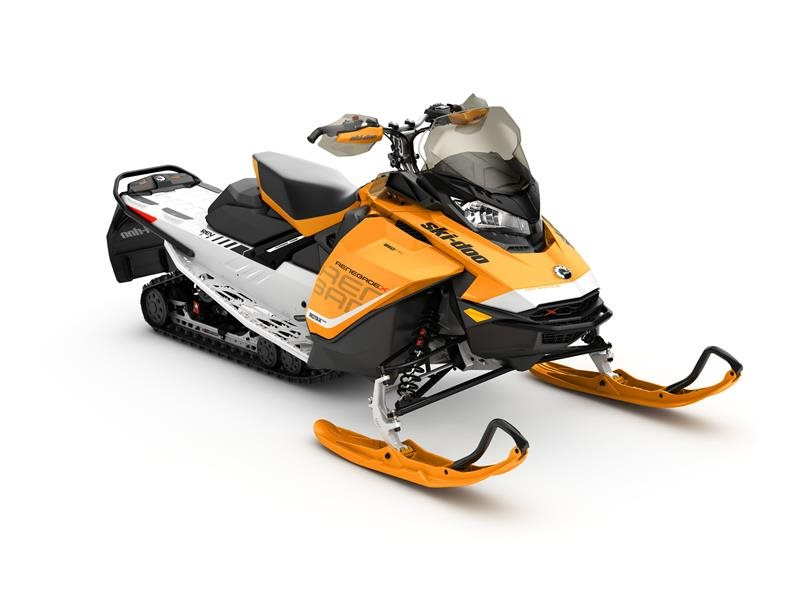 2017 Ski-Doo Renegade X 850 E-TEC E.S. w/Adj. pkg. Ice Ripper XT in Salt Lake City, Utah