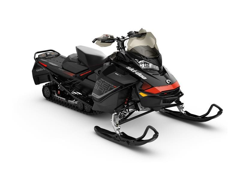 2017 Ski-Doo Renegade X 850 E-TEC E.S. w/Adj. pkg. Ripsaw in Hanover, Pennsylvania