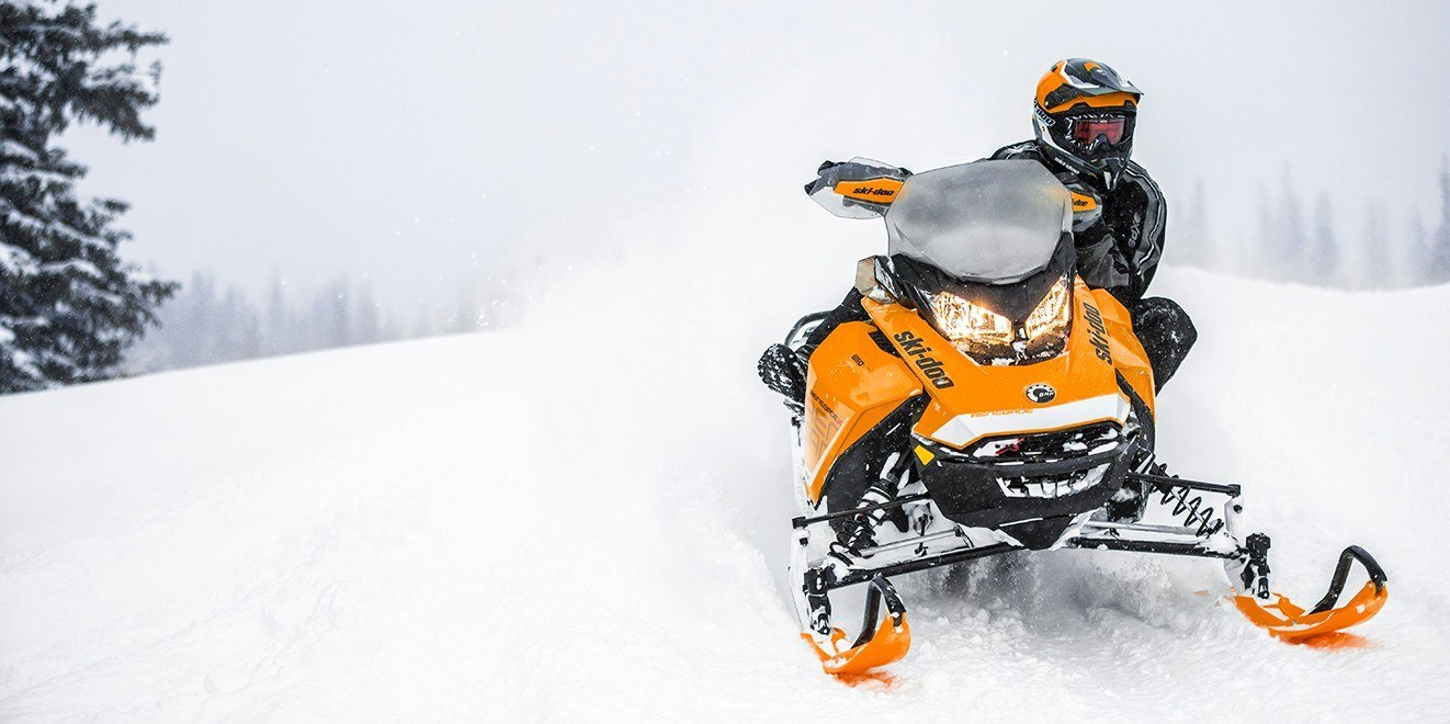 2017 Ski-Doo Renegade X 850 E-TEC E.S. w/Adj. pkg. Ripsaw in Salt Lake City, Utah