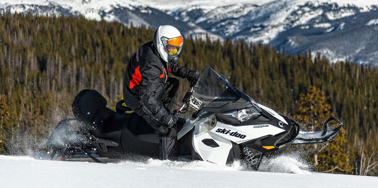 2017 Ski-Doo Expedition Sport 550F in Hanover, Pennsylvania