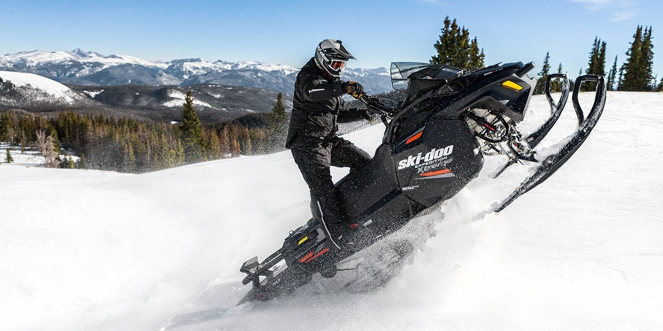 2017 Ski-Doo Expedition Xtreme 800R E-TEC in Wasilla, Alaska