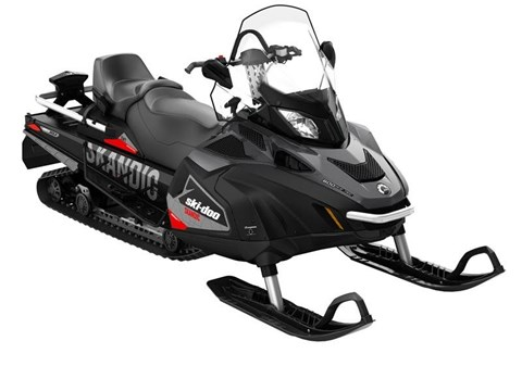 2017 Ski-Doo Skandic SWT 600 H.O. E-TEC in Waterbury, Connecticut