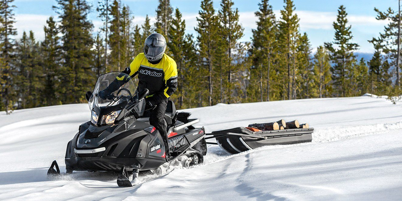 2017 Ski-Doo Skandic SWT 600 H.O. E-TEC in Salt Lake City, Utah