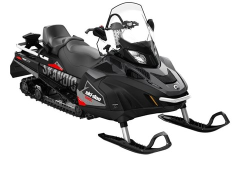 2017 Ski-Doo Skandic WT 550F in Waterbury, Connecticut