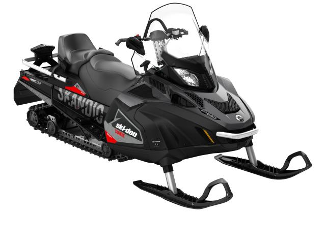 2018 Ski-Doo Skandic WT 550F in Honesdale, Pennsylvania