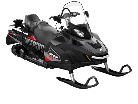 2017 Ski-Doo Skandic WT 600 ACE in Waterbury, Connecticut