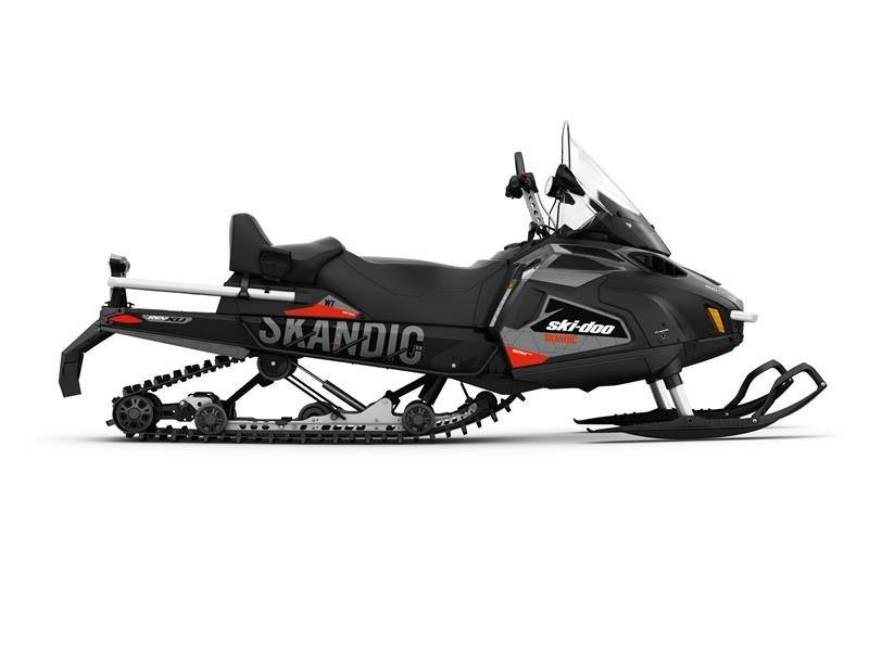 2017 Ski-Doo Skandic WT 600 ACE in Clarence, New York