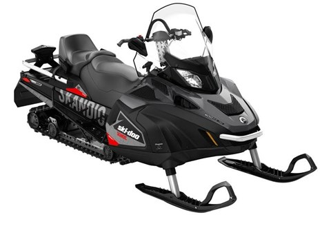 2017 Ski-Doo Skandic WT 600 H.O. E-TEC in Waterbury, Connecticut