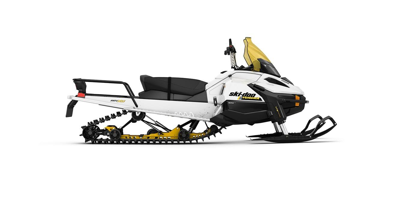 2017 Ski-Doo Tundra LT 600 ACE in Salt Lake City, Utah