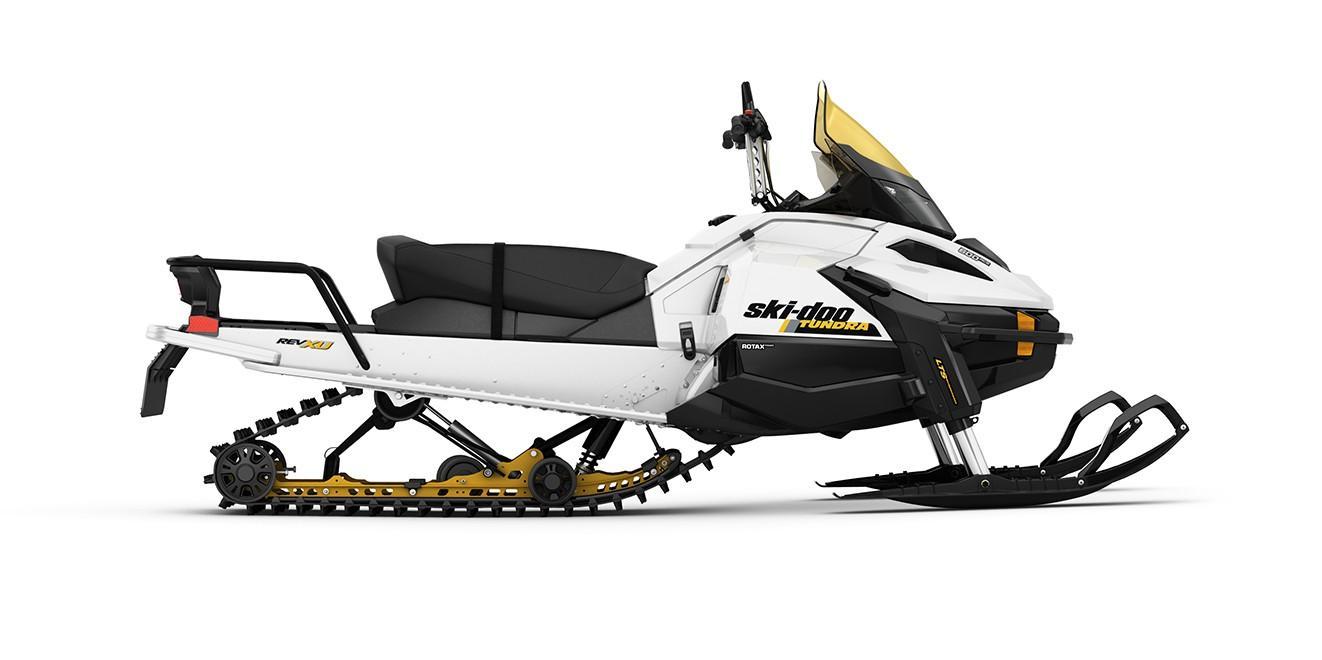 2017 Ski-Doo Tundra Sport 600 ACE in Presque Isle, Maine