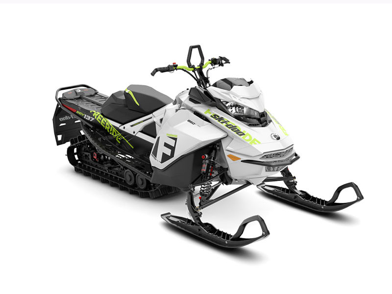 2018 Ski-Doo Freeride 137 850 E-TEC ES PowderMax 1.75 S_LEV_LOW in Woodinville, Washington