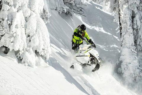 2018 Ski-Doo Freeride 137 850 E-TEC ES Powdermax 2.25 S_LEV_LOW in Wenatchee, Washington