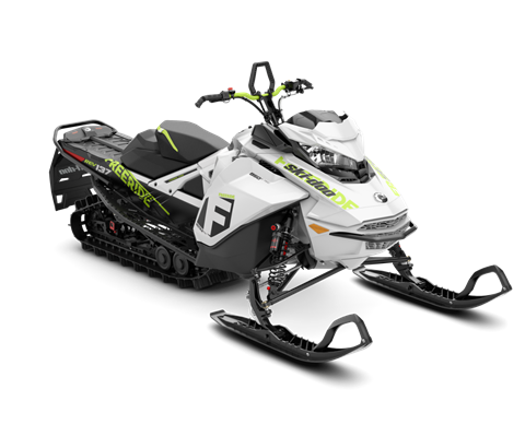 2018 Ski-Doo Freeride 137 850 E-TEC Powdermax 1.75 S_LEV in Detroit Lakes, Minnesota