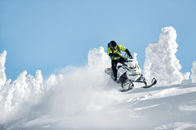 2018 Ski-Doo Freeride 137 850 E-TEC Powdermax 2.25 S_LEV in Yakima, Washington