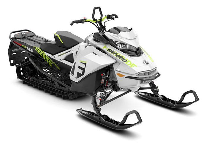2018 Ski-Doo Freeride 146 850 E-TEC ES H_ALT in Salt Lake City, Utah