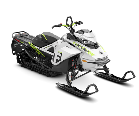 2018 Ski-Doo Freeride 146 850 E-TEC ES H_ALT in Ponderay, Idaho
