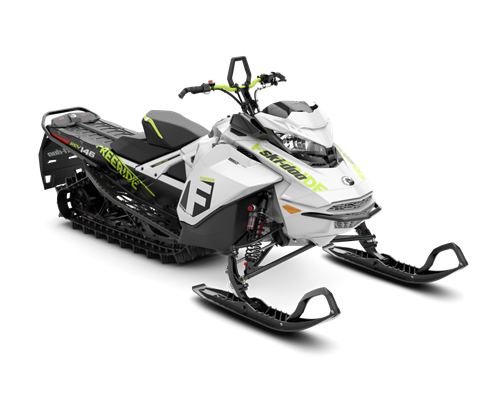 2018 Ski-Doo Freeride 146 850 E-TEC ES S_LEV in Ponderay, Idaho