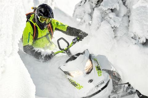2018 Ski-Doo Freeride 146 850 E-TEC ES S_LEV in Colebrook, New Hampshire