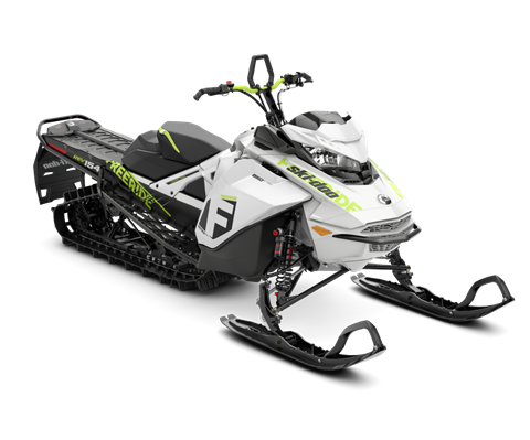 2018 Ski-Doo Freeride 154 850 E-TEC PowderMax 2.5 H_ALT in Detroit Lakes, Minnesota