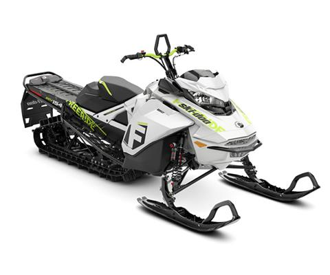 2018 Ski-Doo Freeride 154 850 E-TEC PowderMax 2.5 H_ALT in Butte, Montana