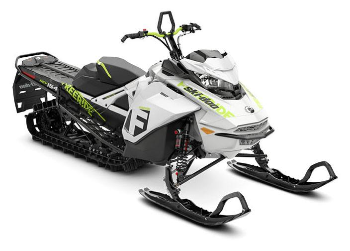 2018 Ski-Doo Freeride 154 850 E-TEC SS PowderMax 2.5 S_LEV in Salt Lake City, Utah