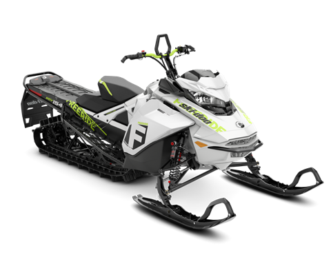 2018 Ski-Doo Freeride 154 850 E-TEC ES PowderMax 2.5 H_ALT in Detroit Lakes, Minnesota