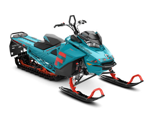 2019 Ski-Doo Freeride 154 S-38 850 E-TEC SS PowderMax Light 2.5 S_LEV in Colebrook, New Hampshire