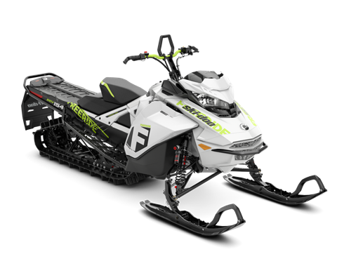 2018 Ski-Doo Freeride 154 S-38 850 E-TEC S_LEV in Ponderay, Idaho