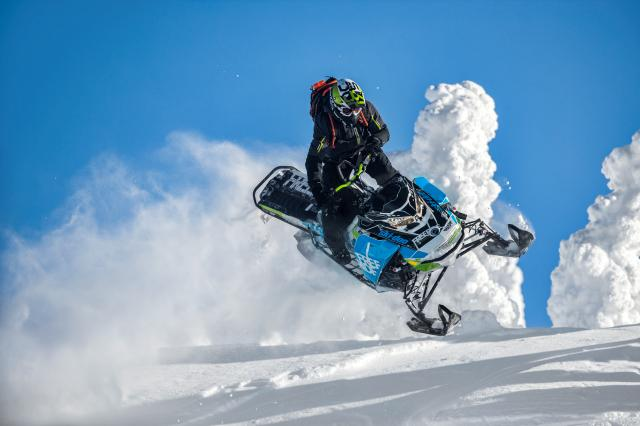 2018 Ski-Doo Freeride 165 850 E-TEC ES PowderMax 2.5 H_ALT in Grimes, Iowa