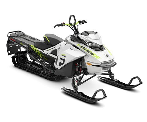2018 Ski-Doo Freeride 165 850 E-TEC ES PowderMax 2.5 S_LEV in Great Falls, Montana