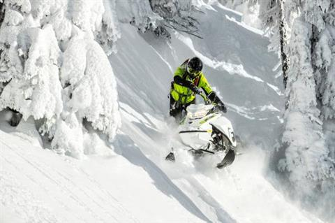 2018 Ski-Doo Freeride 165 850 E-TEC ES PowderMax 2.5 S_LEV in Baldwin, Michigan