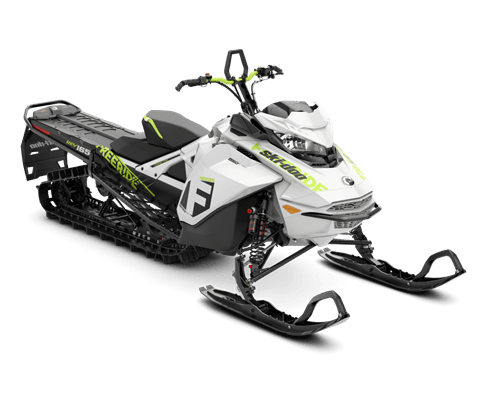 2018 Ski-Doo Freeride 165 850 E-TEC PowderMax 2.5 H_ALT in Great Falls, Montana