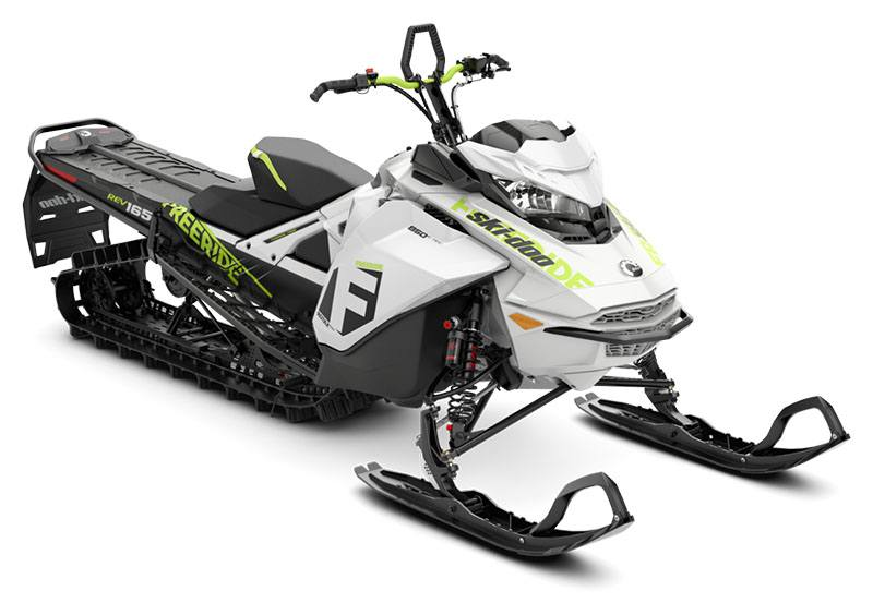 2018 Ski-Doo Freeride 165 850 E-TEC PowderMax 2.5 H_ALT in Wenatchee, Washington