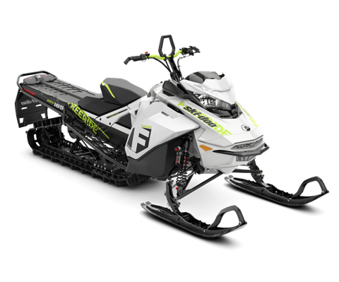 2018 Ski-Doo Freeride 165 850 E-TEC PowderMax 2.5 S_LEV in Baldwin, Michigan
