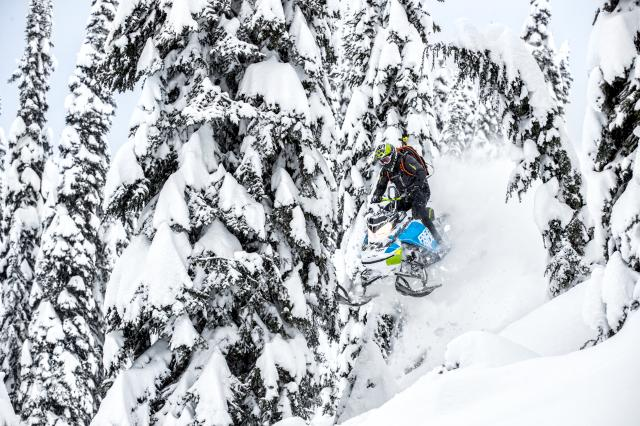 2018 Ski-Doo Freeride 165 850 E-TEC SS PowderMax 2.5 H_ALT in Moses Lake, Washington