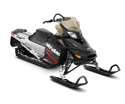 2018 Ski-Doo Summit Sport 600 Carb in Detroit Lakes, Minnesota