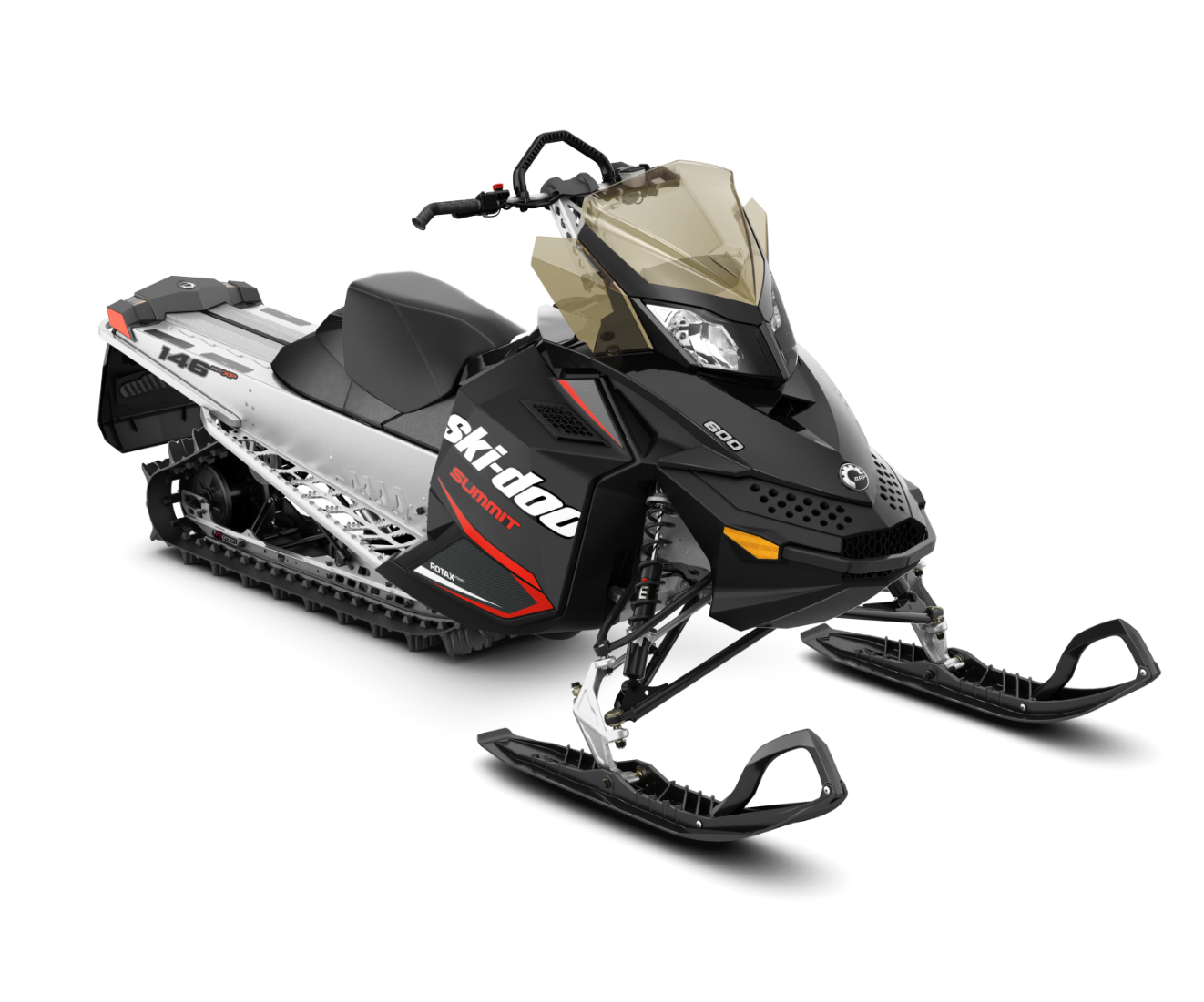 2018 Ski-Doo Summit Sport 600 Carb in Clinton Township, Michigan