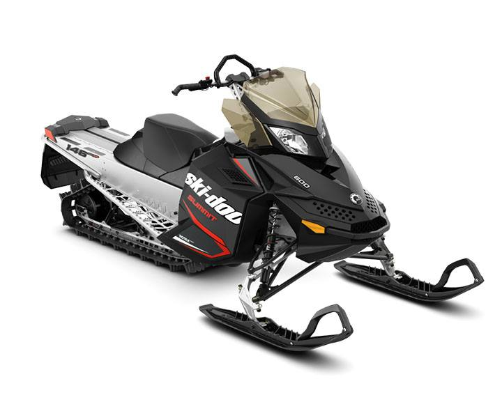 2018 Ski-Doo Summit Sport 600 Carb in Saint Johnsbury, Vermont