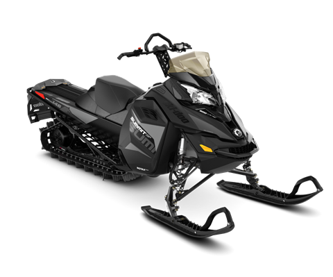 2018 Ski-Doo Summit SP 146 600 H.O. E-TEC in Colebrook, New Hampshire