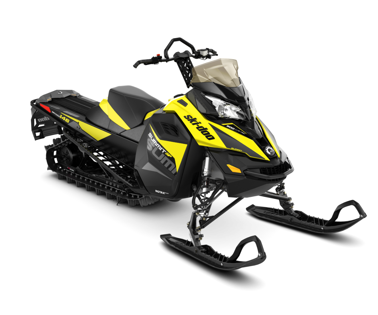 2018 Ski-Doo Summit SP 146 600 H.O. E-TEC in Eugene, Oregon