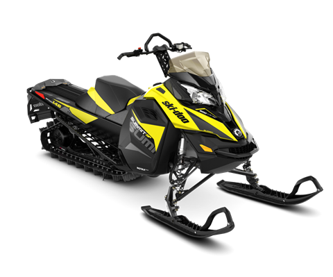 2018 Ski-Doo Summit SP 146 600 H.O. E-TEC ES in Dickinson, North Dakota