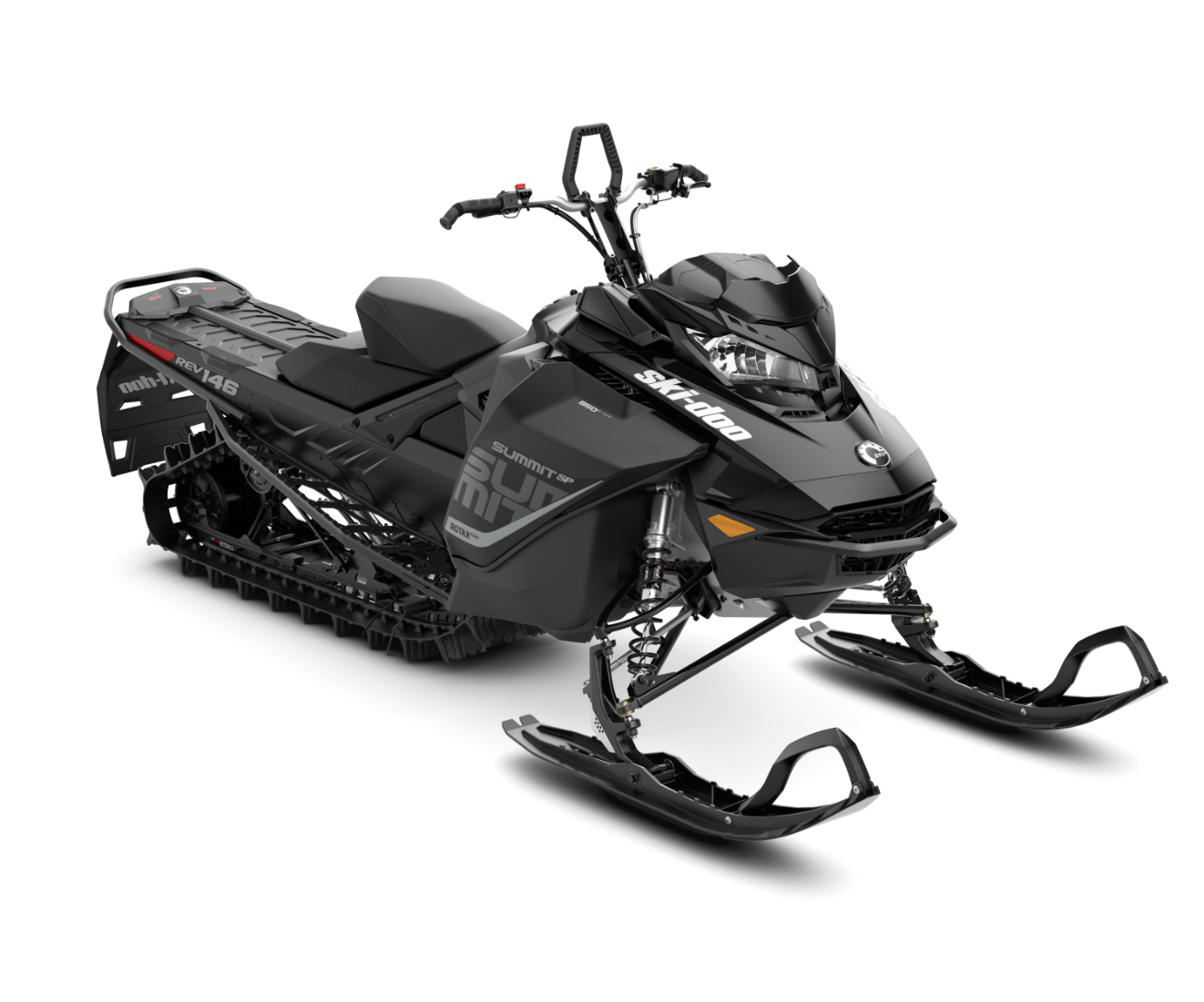 2018 Ski-Doo Summit SP 146 850 E-TEC ES in Concord, New Hampshire