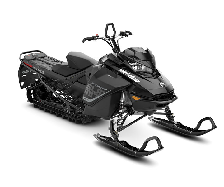 2018 Ski-Doo Summit SP 146 850 E-TEC ES in Clinton Township, Michigan