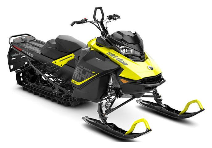2018 Ski-Doo Summit SP 146 850 E-TEC ES in Sierra City, California