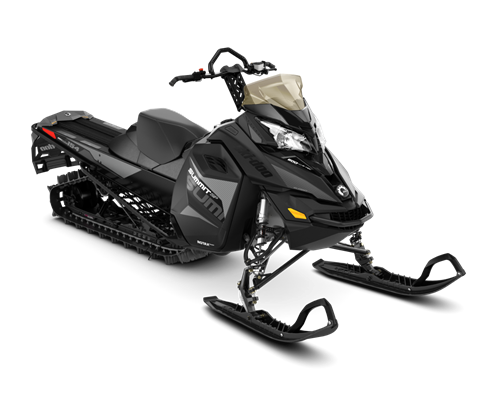 2018 Ski-Doo Summit SP 154 600 H.O. E-TEC in Detroit Lakes, Minnesota